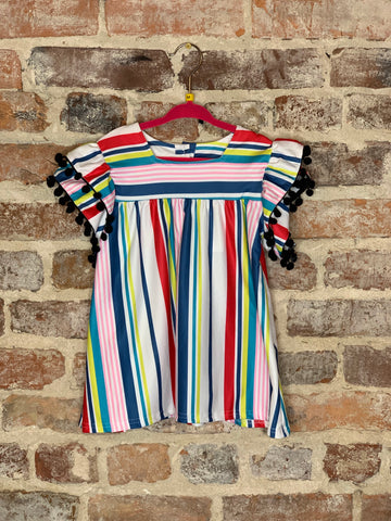 Children's Striped Top