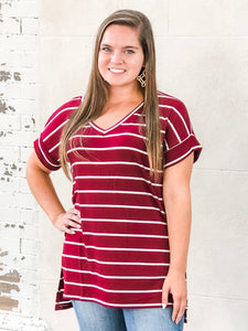 Southern Stripes Top