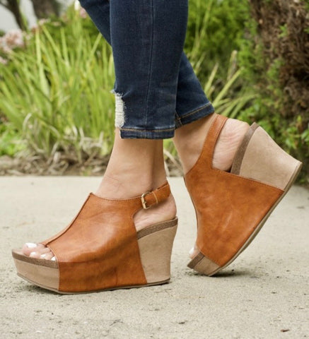 Fall Fling Wedges
