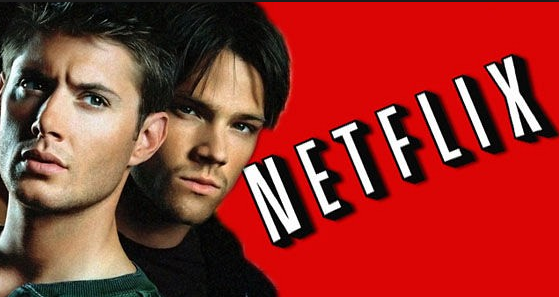 Supernatural for a year on Netflix! (US only)
