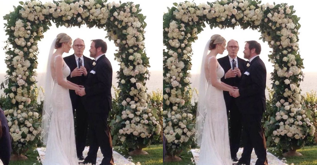 "Supernatural's Mark Sheppard Is Married! All the Details on His ""Fantastic"" Sunset Wedding"