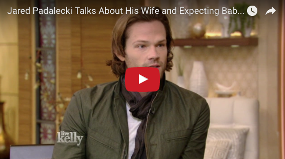 SUPERNATURAL STAR JARED AND GENEVIEVE PADALECKI ARE EXPECTING THEIR THIRD CHILD