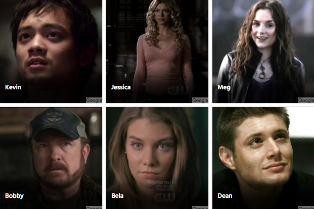 Can You Match The Last Name To The Supernatural Character?