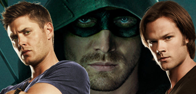 'Arrow' season 6: 'Supernatural' crossover in the cards? Stephen Amell explains