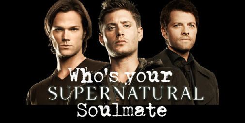 Who's Your Supernatural Soulmate?