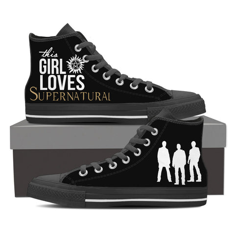 SUPERNATURAL LADIES SNEAKER