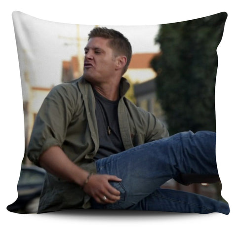 Dean's Eye of the Tiger Pillow Cover