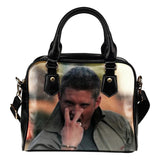 DEAN'S EYE OF THE TIGER THEME SHOULDER BAG