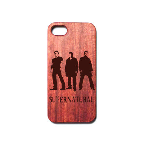 The Boys, Wooden iPhone Cover