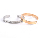 Saving People Hunting Things - Bracelet