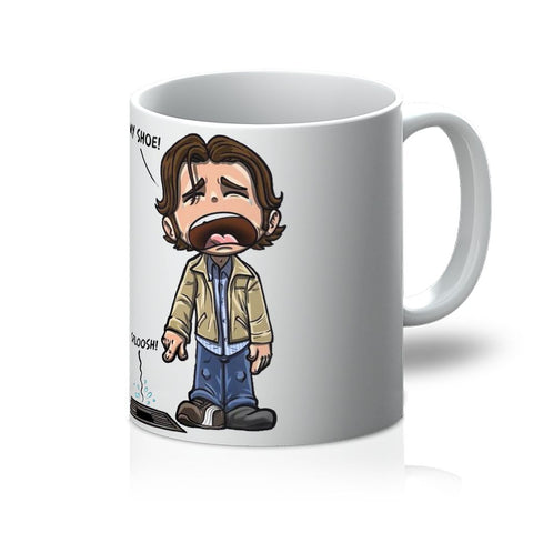 Lost My Shoe Mug
