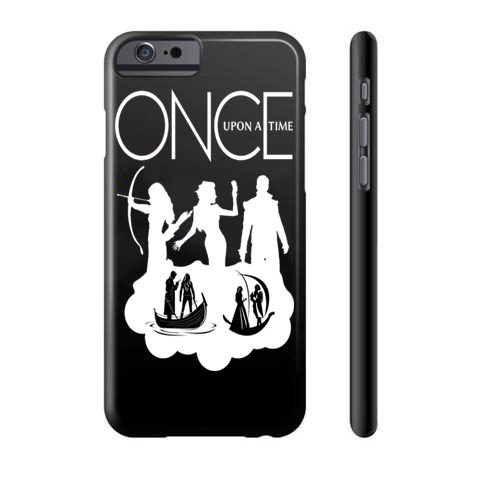 "AWESOME Once Upon a Time Phone Cover ""FREE PROMO"""