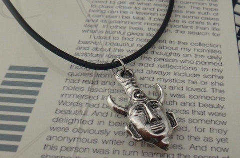 Necklace - Silver Dean Winchester Amulet