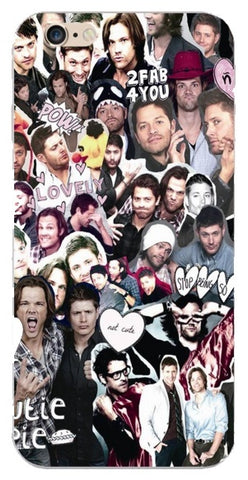 Phone Case - Coolest Supernatural Phone Cover EVER!