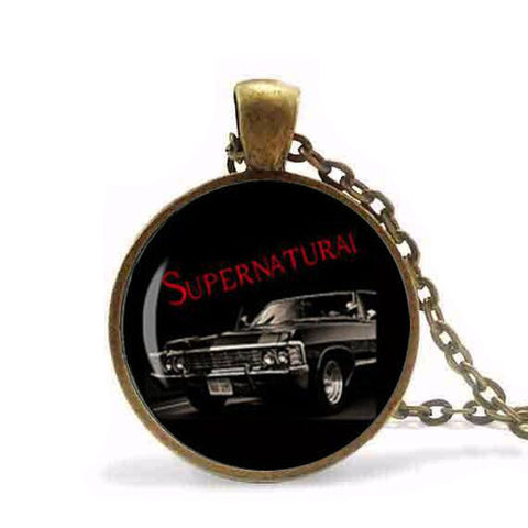 Supernatural Baby Necklace