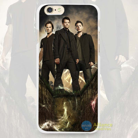 Supernatural Phone Cases (iPhone only)