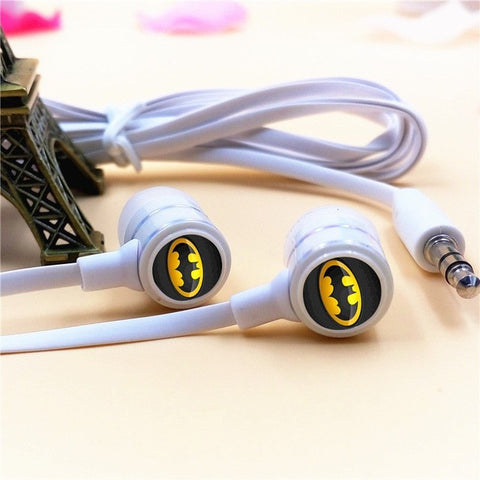 Dean's Batman Earphones