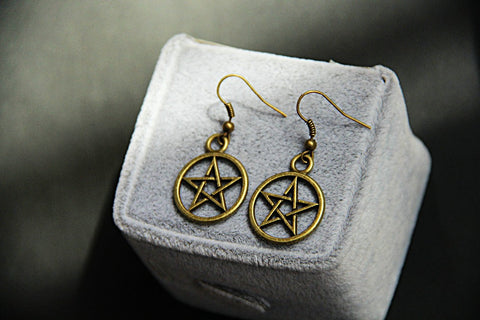 Supernatural Earrings