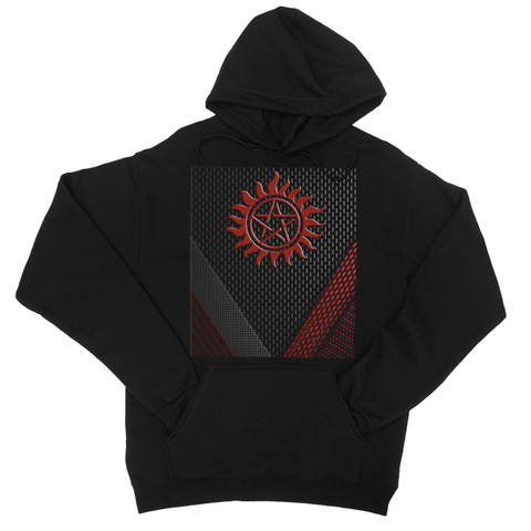 Ultimate Supernatural Gear College Hoodie