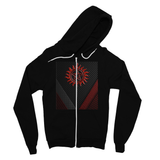 Ultimate Supernatural Gear Fine Jersey Zip Hoodie