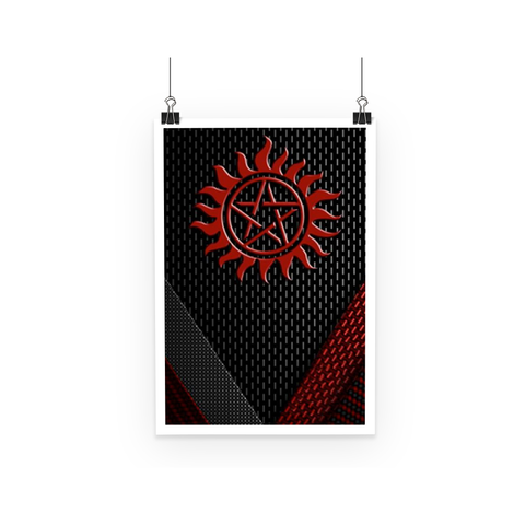 Ultimate Supernatural Gear Poster