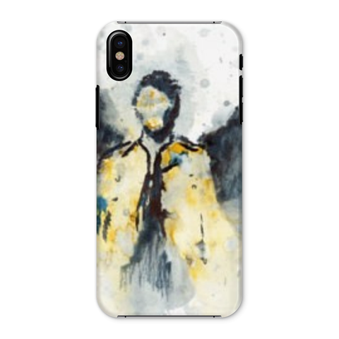 Castiel Impressionist Watercolor Phone Case
