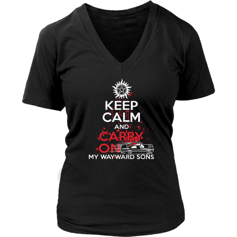 """NEW IN"" Keep Calm & Carry On"