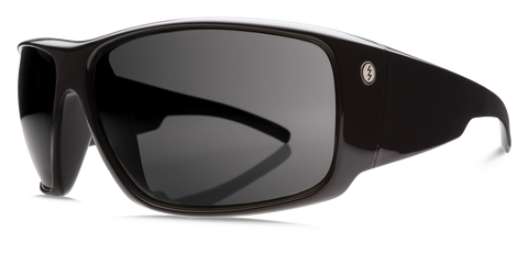 Gloss Black / Melanin Grey Polarized Level II