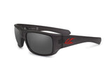 Graphite / Red Polarized G12