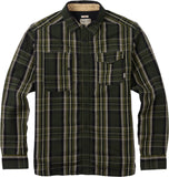 Men's Mill Fleece Lined Flannel 16/17