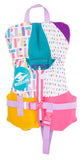 Girlz Toddler Indy Neo Vest 16