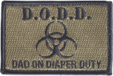 D.O.D.D. (Dad On Diaper Duty) Pack 15/16