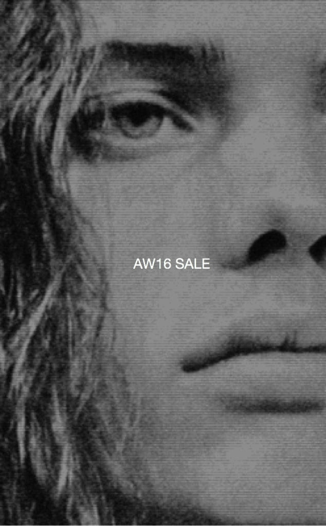 AW16 Sale | Up to 40% Off