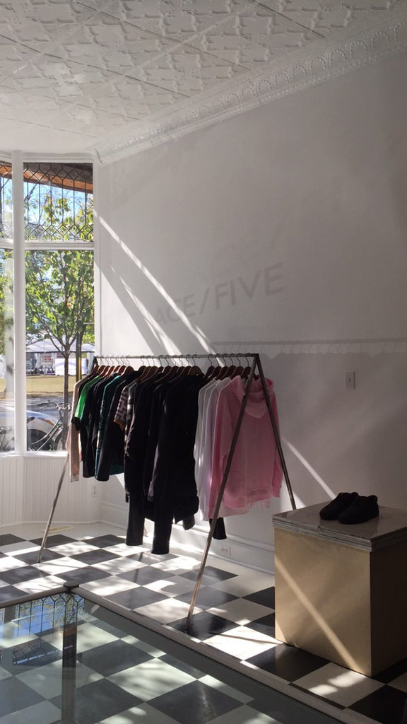 ACE/FIVE | Our New Toronto Flagship