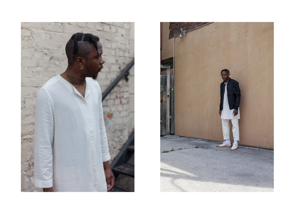 ACE/FIVE | EDITORIAL SS16 | LIGHT THREE WAYS