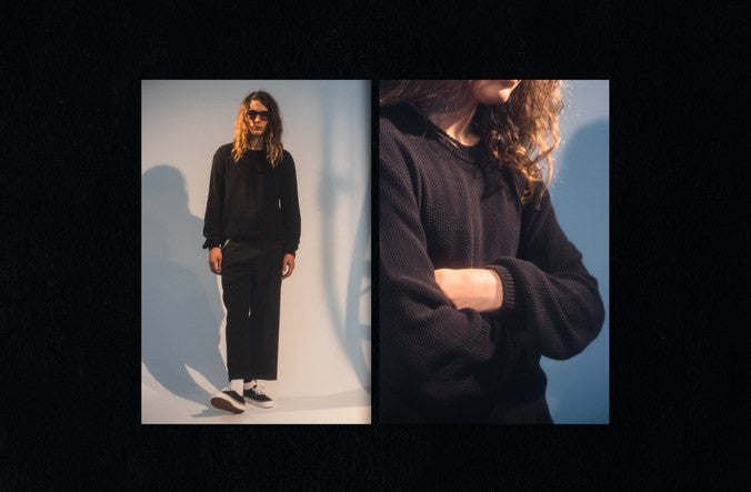 ACE/FIVE | SECOND/LAYER AW17 LOOK BOOK