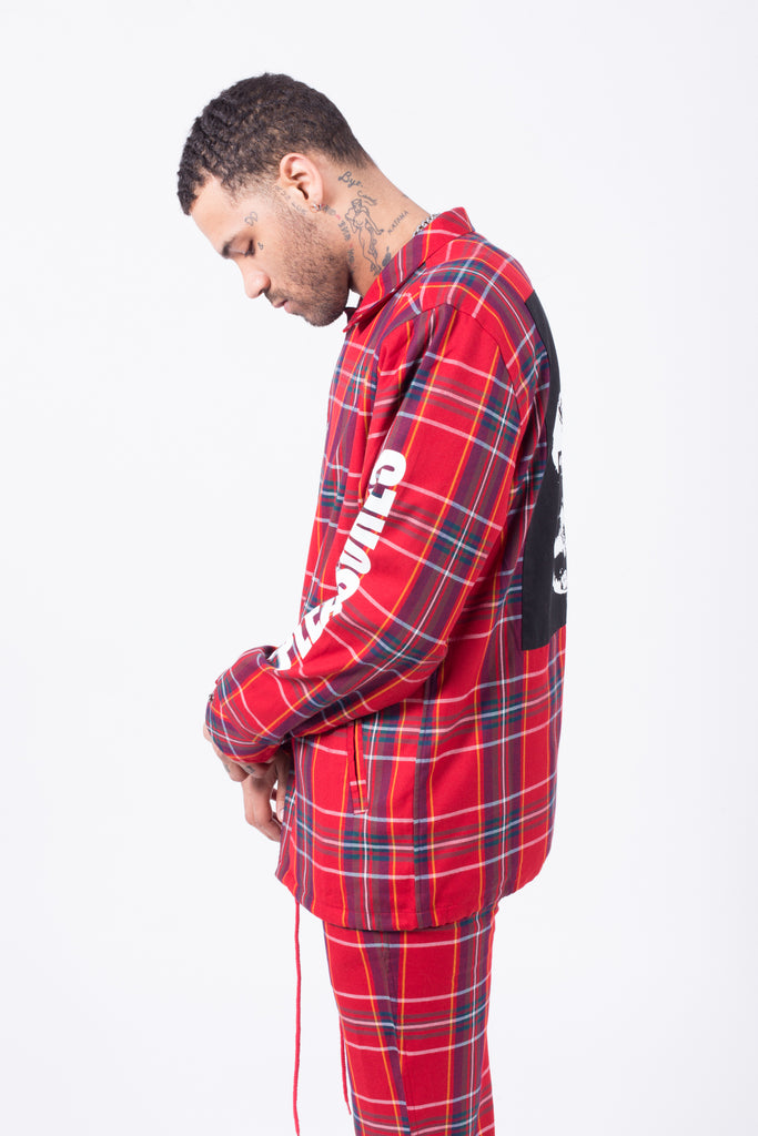 Rudeboy Jacket | PLEASURES | ACE/FIVE