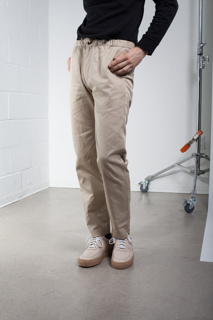 Maiden Noir Elastic Cotton Chino SS16 | ACE/FIVE