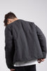 Reversible Sherpa Fleece Jacket | Maiden Noir | ACE/FIVE