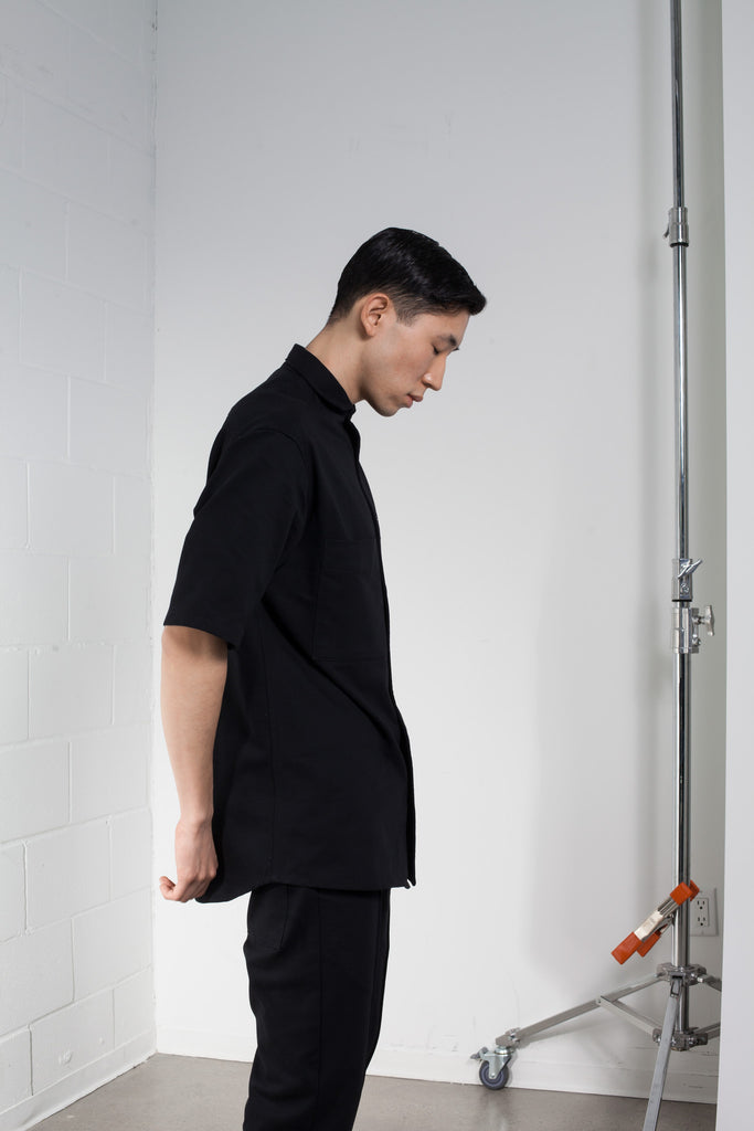 Wil Fry Short Sleeve Utility Shirt SS16 | ACE/FIVE