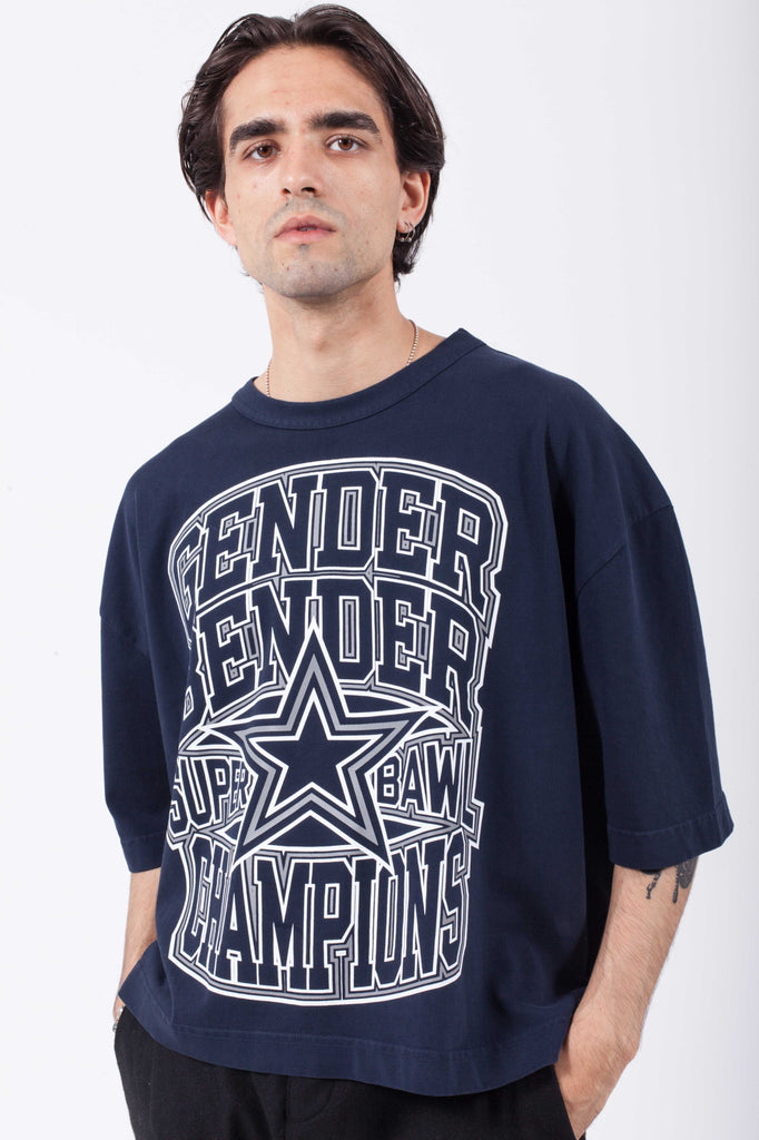 Short Sleeve BUFFALO GENDER BENDER Shirt | Willy Chavarria | ACE/FIVE
