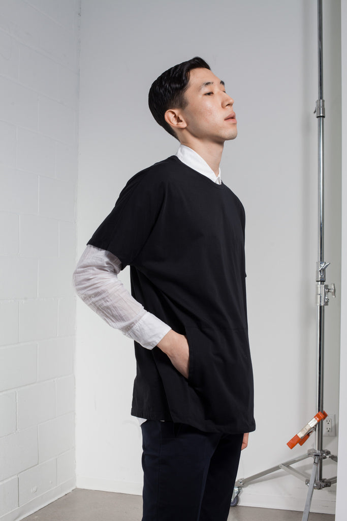 Ones Stroke Dolman Sleeve T-Shirt SS16 | ACE/FIVE
