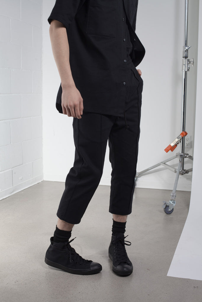 Wil Fry Cropped Trackpant SS16 | ACE/FIVE