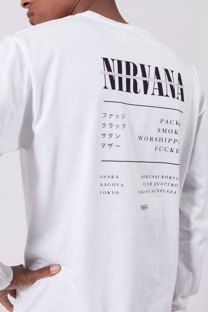 Packin Smokin Nirvana T-Shirt | MN07 | ACE/FIVE