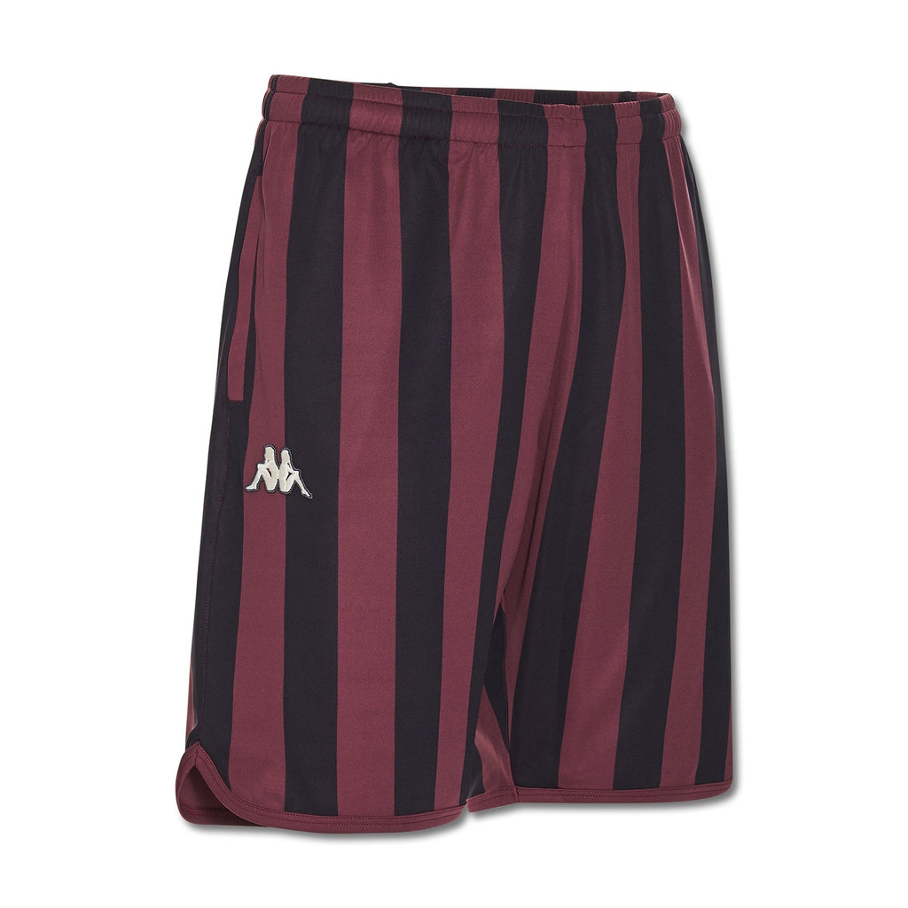 Stripes Short (Amarando/Grey) | Kappa Kontroll | ACE/FIVE