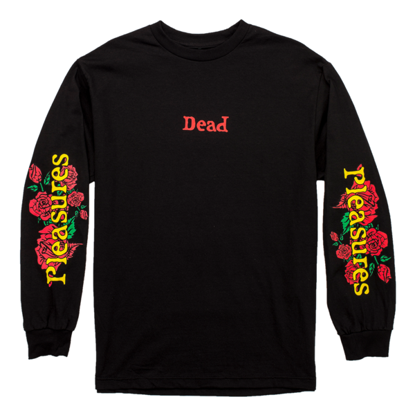 BERTHA Long Sleeve | Grateful Dead x PLEASURES | ACE/FIVE