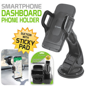 New Cellet Windshield/Dashboard Phone Holder with Quick-Snap Technology