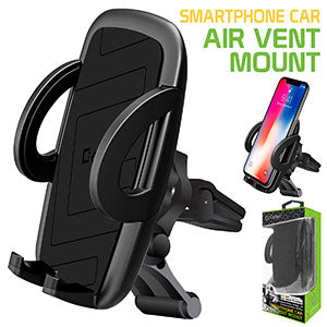 LG Tribute Royal Cellet Full Cradle Air Vent Car Mount For Smartphones up to 3.5 inches Wide