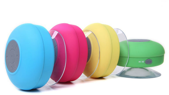 Universal Waterproof Portable Bluetooth Speaker with Suction Cup - Cell-stuff - 1