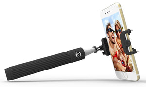 Compact Universal Bluetooth Selfie Stick - Cell-stuff - 1